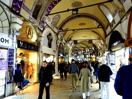 402. Istanbul Grand Bazaar 4-16