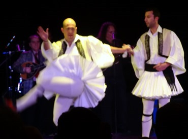 41. Athens Orpheus Greek Foldance Group