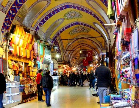 410. Istanbul Grand Bazaar 4-16