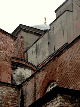 419. Istanbul Hagia Sophia 4-16