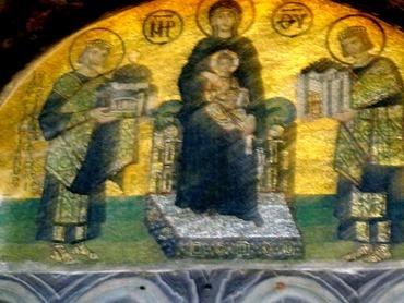 421. Istanbul Hagia Sophia 4-16