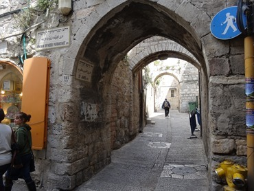 421. Jerusalem Old City