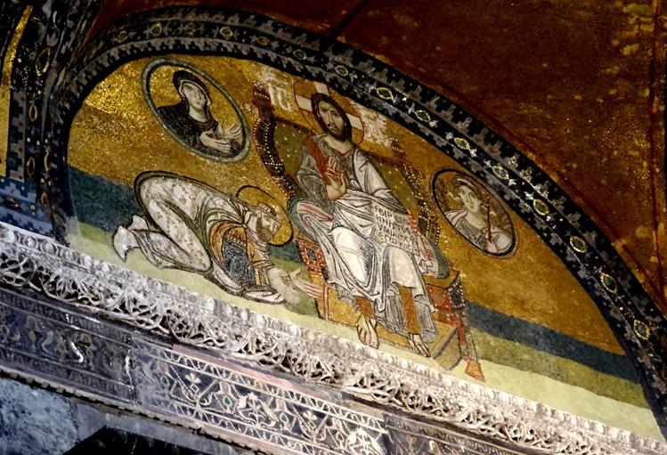 436. Istanbul Hagia Sophia 4-16