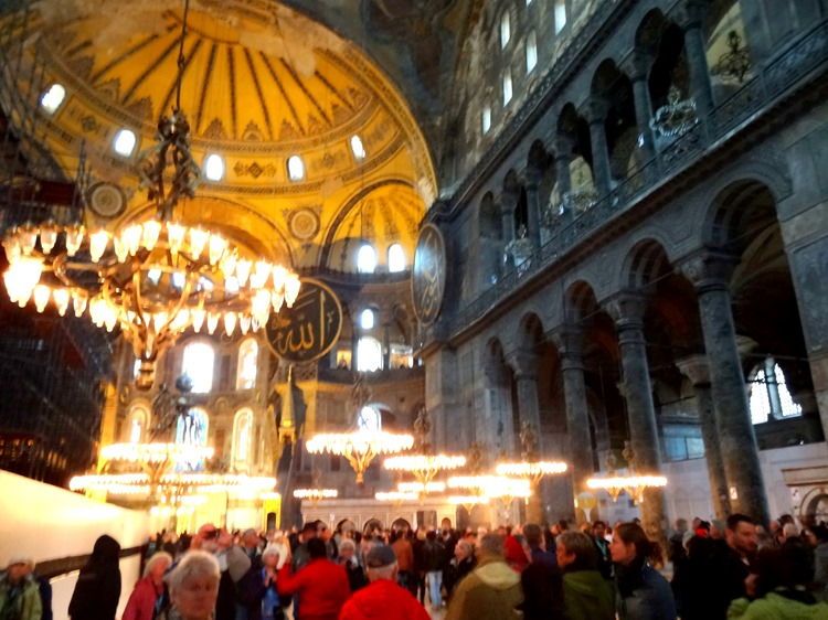 439. Istanbul Hagia Sophia 4-16