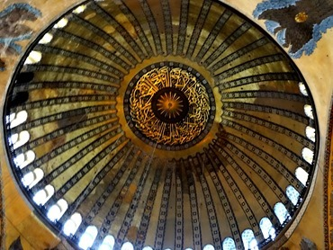 440. Istanbul Hagia Sophia 4-16