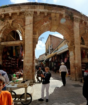 441. Jerusalem Old City