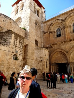 448. Jerusalem Old City