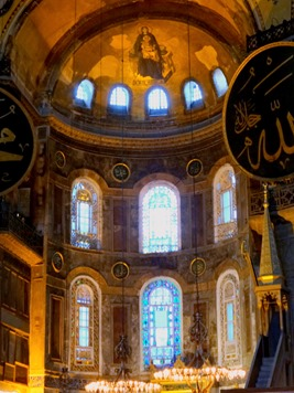 449. Istanbul Hagia Sophia 4-16