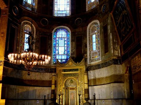 453. Istanbul Hagia Sophia 4-16