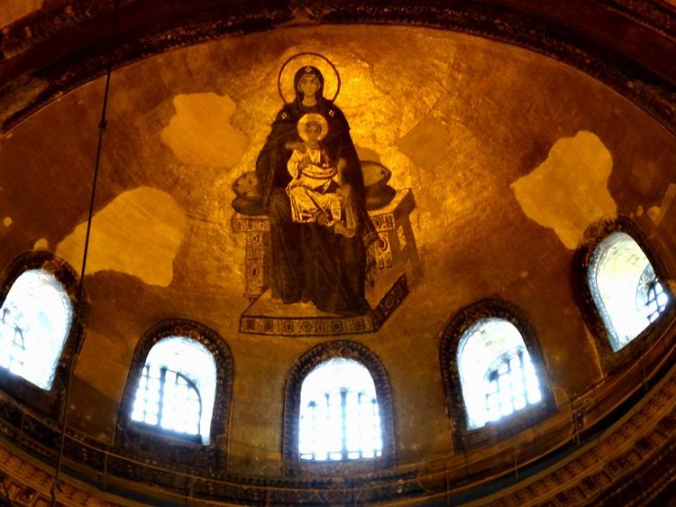 454. Istanbul Hagia Sophia 4-16