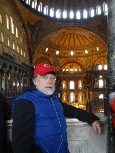 461. Istanbul Hagia Sophia 4-16