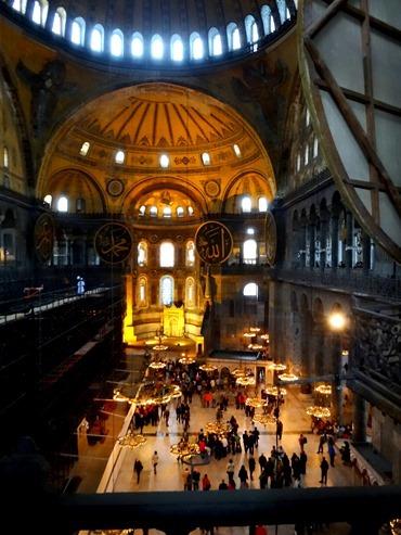 465. Istanbul Hagia Sophia 4-16