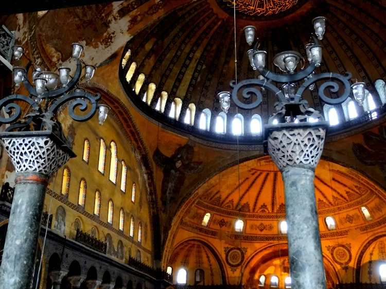470. Istanbul Hagia Sophia 4-16