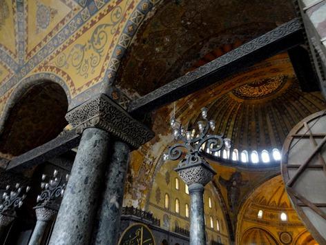 472. Istanbul Hagia Sophia 4-16