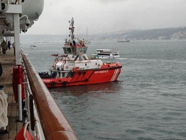 499. Istanbul Sailaway 4-16