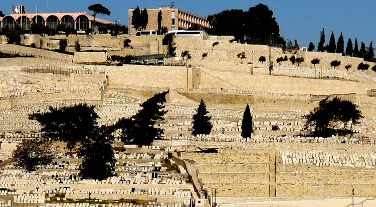 523. Jerusalem Old City