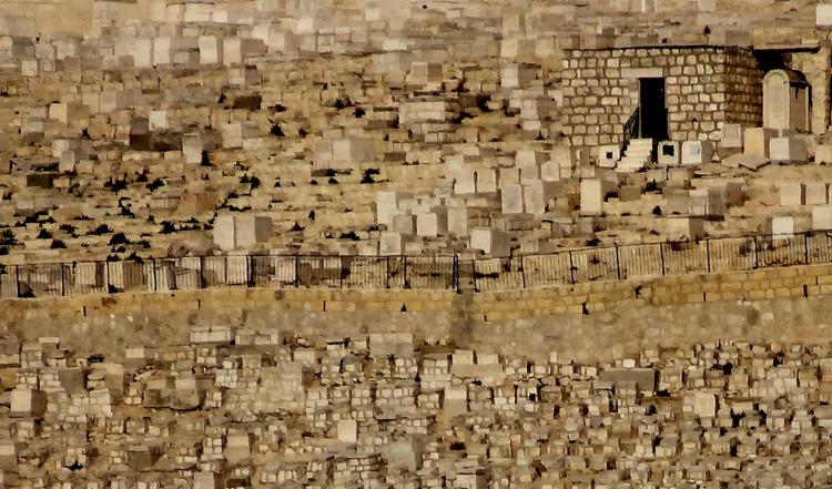 526. Jerusalem Old City