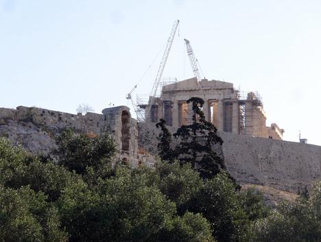 57. Athens Acropolis