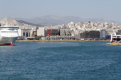 7. Athens Piraeus