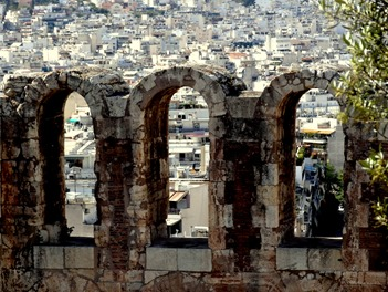 80. Athens Acropolis