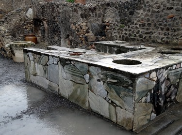 100. Pompeii