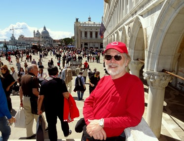 205a. Venice Rick at Doge's Palace