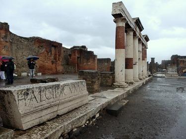 43. Pompeii
