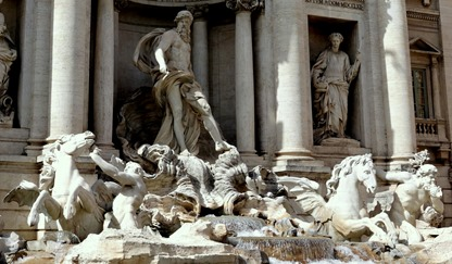 167c. Rome_Trevi Fountain