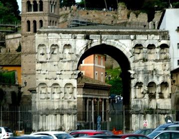 243. Arch of Janus. Rome