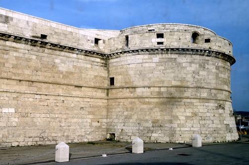 256. Civitavechia Michaelangelo Fortress