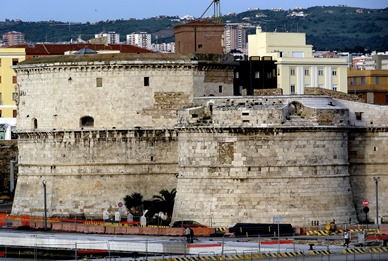 259. Civitavechia Michaelangelo Fortress