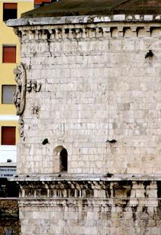 263. Civitavechia Michaelangelo Fortress
