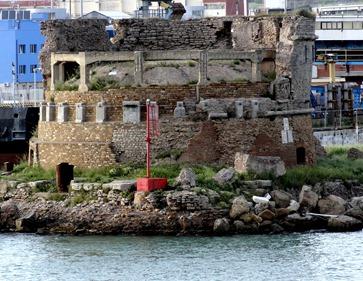 265. Civitavechia Michaelangelo Fortress
