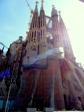 13. Barcelona