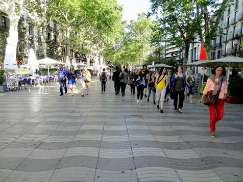 2. Barcelona