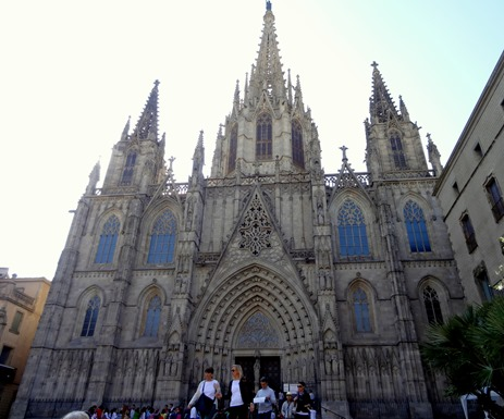 413. Barcelona