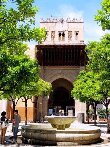422. Seville