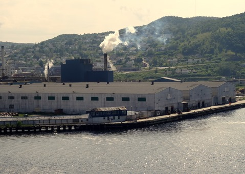 137.  Corner Brook, Newfoundland (pulp mill) 7-15-2014