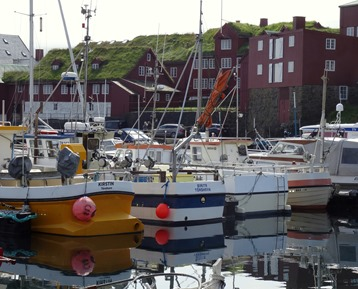 001.  Torshaven, Faroe Islands