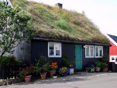 004.  Torshaven, Faroe Islands