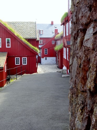 009.  Torshaven, Faroe Islands
