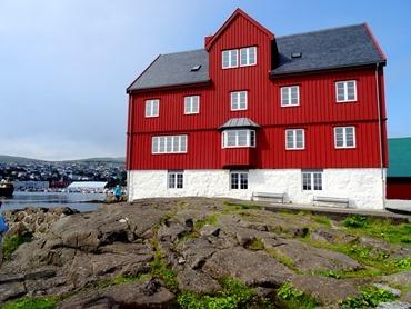 012.  Torshaven, Faroe Islands