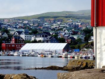 013.  Torshaven, Faroe Islands