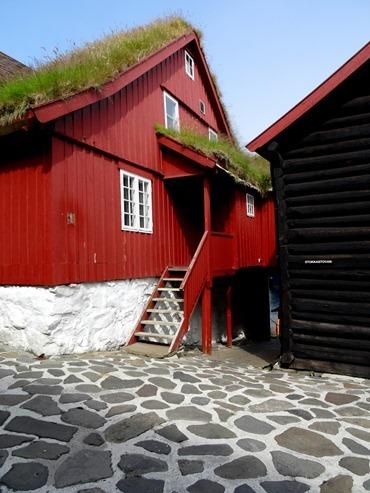 016.  Torshaven, Faroe Islands