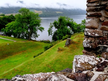 033.  Invergorden, Scotland