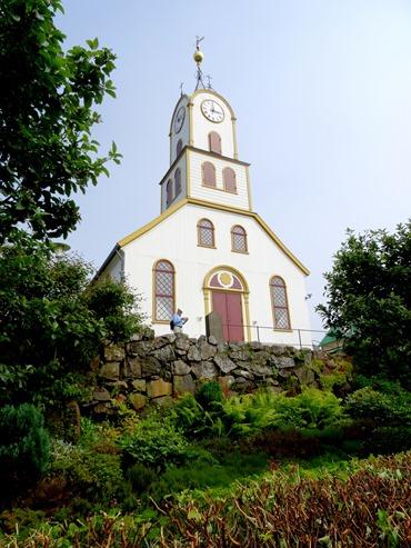 042.  Torshaven, Faroe Islands