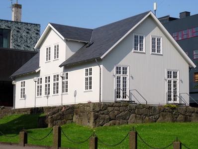 058.  Torshaven, Faroe Islands