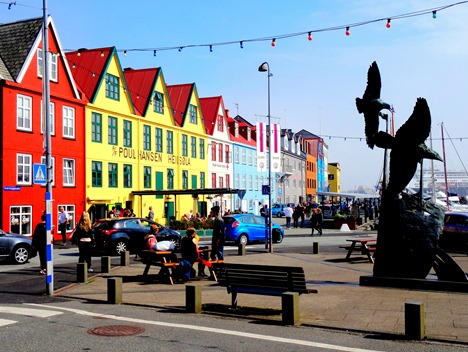 059.  Torshaven, Faroe Islands
