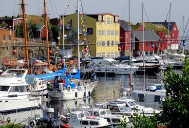 061.  Torshaven, Faroe Islands