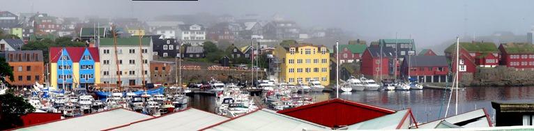 068.  Torshaven, Faroe Islands